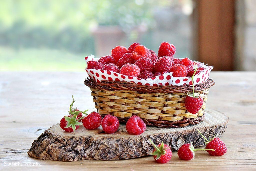 Ricette con i lamponi – 12 dolci da provare
