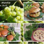 uva e mosto 6 ricette facili