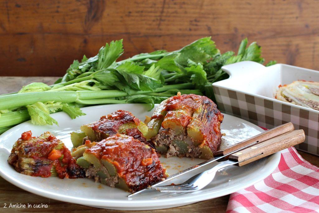 Sedano nero di Trevi ripieno, ricetta tipica umbra con Presidio Slow Food
