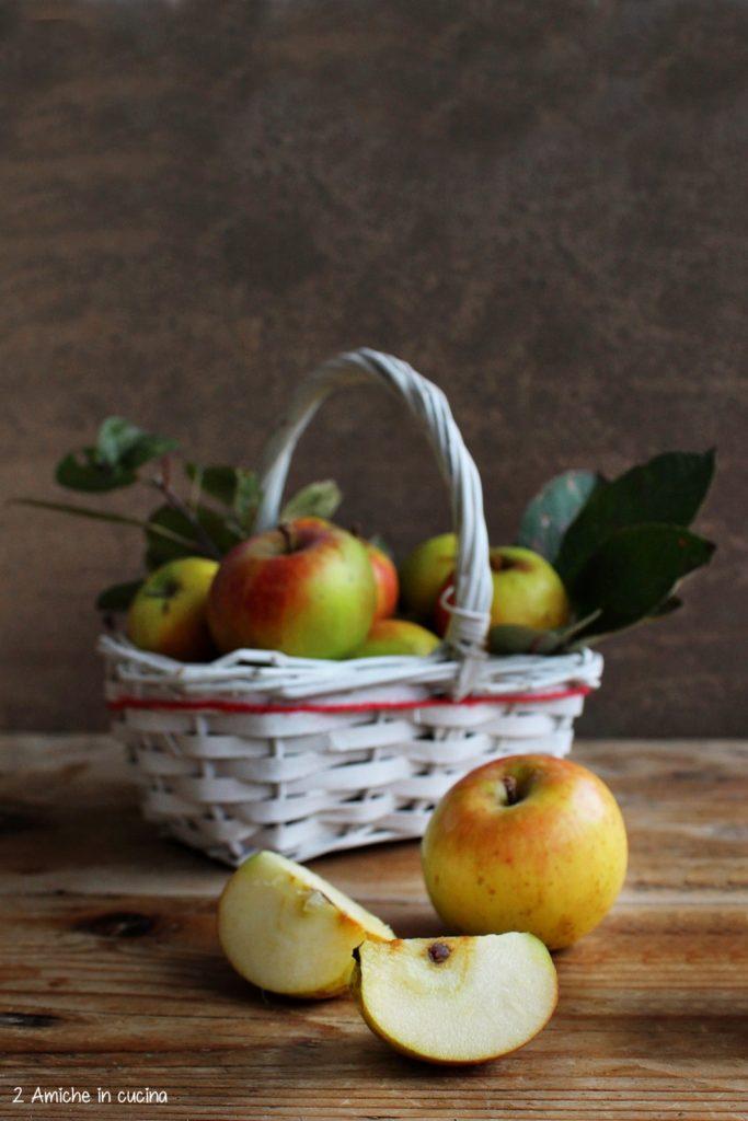 Crumble di mele, apple crumble, ricetta tipica inglese