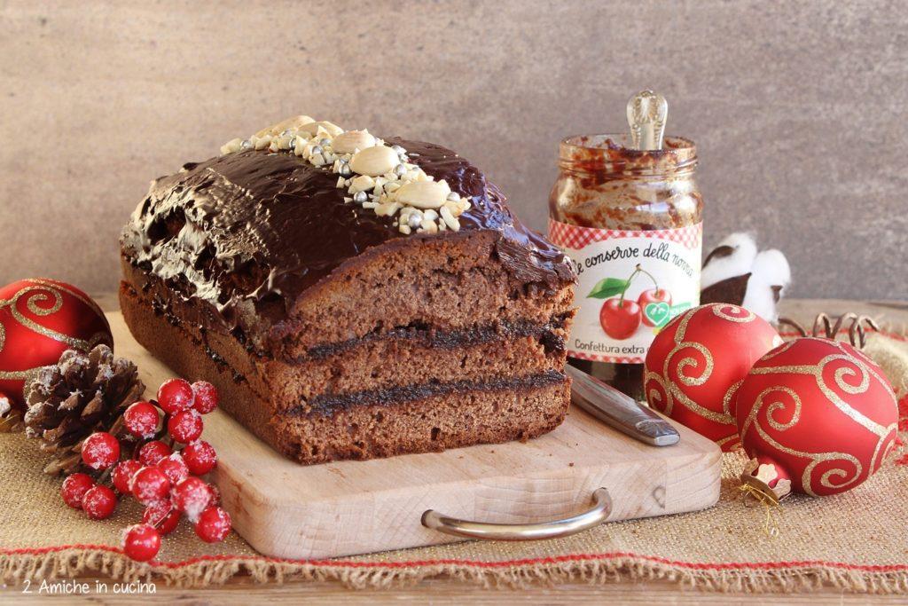 Piernik - Pan di zenzero polacco, dolce tipico del Natale