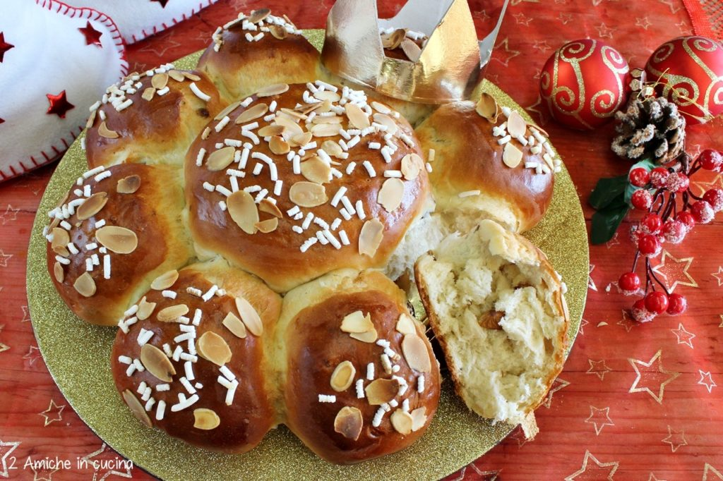 Dreikönigskuchen dolce dell'Epifania, ricetta tipica Svizzera