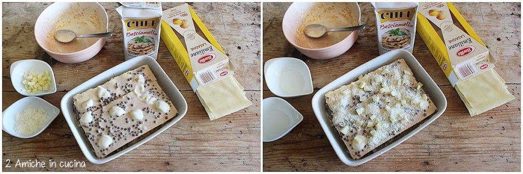 Lasagne lenticchie e provola, come riciclare le lenticchie di Capodanno