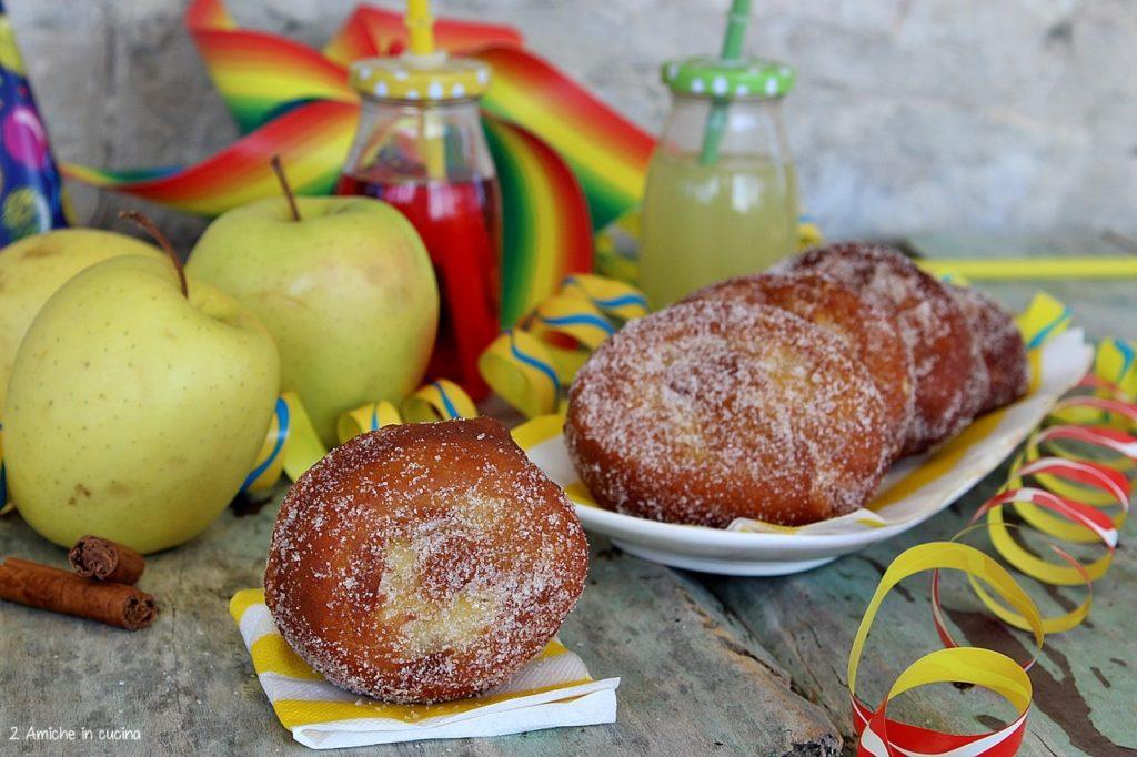 Krapfen alle mele-Apfel-Berliner