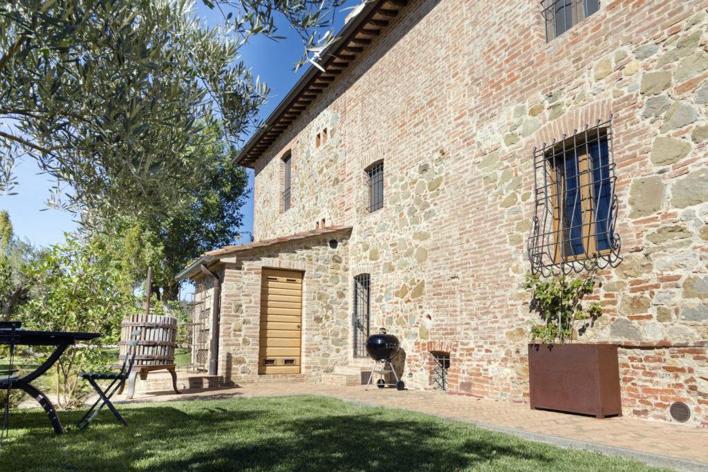 Esterno dell'agriturismo Borgo Giorgione