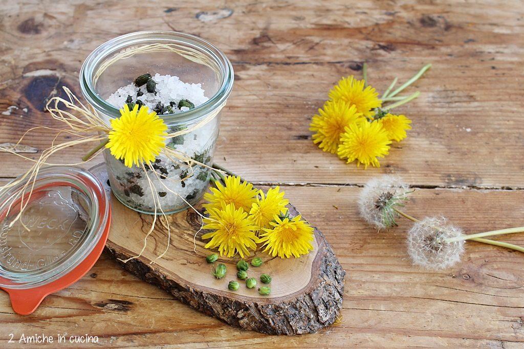 Capperi di tarassaco sotto sale, ricetta facile ed economica