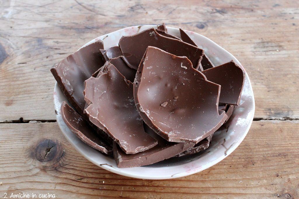 Ricette per riciclare le uova di cioccolato e le colombe di Pasqua