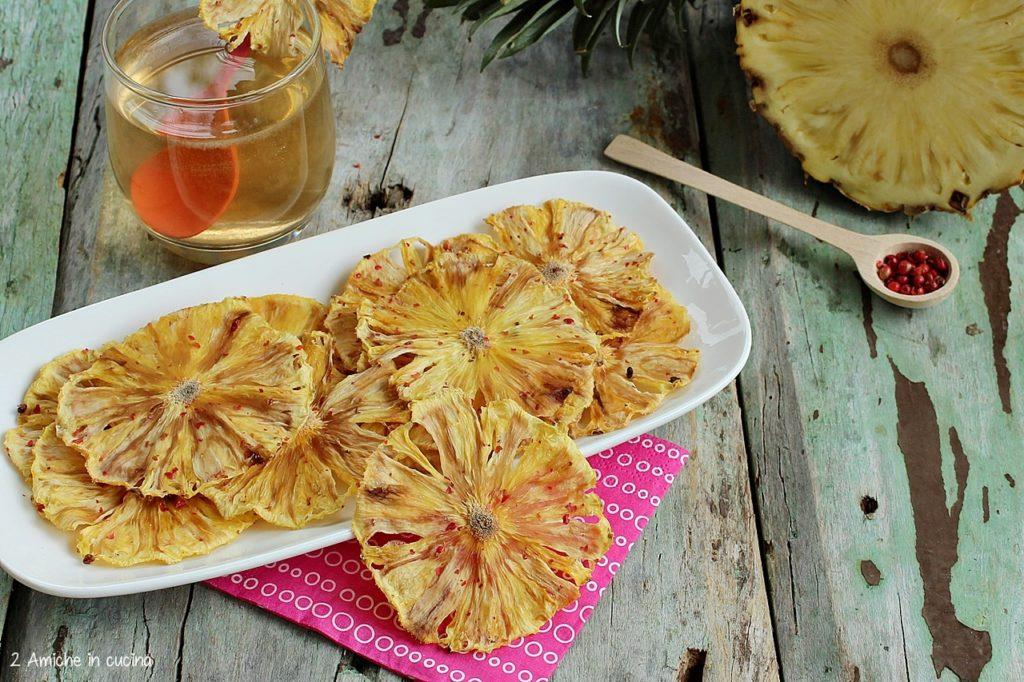 chips di frutta esotica