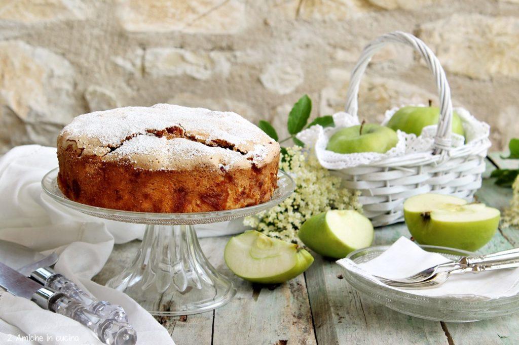 Sharlotka – Torta di mele russa
