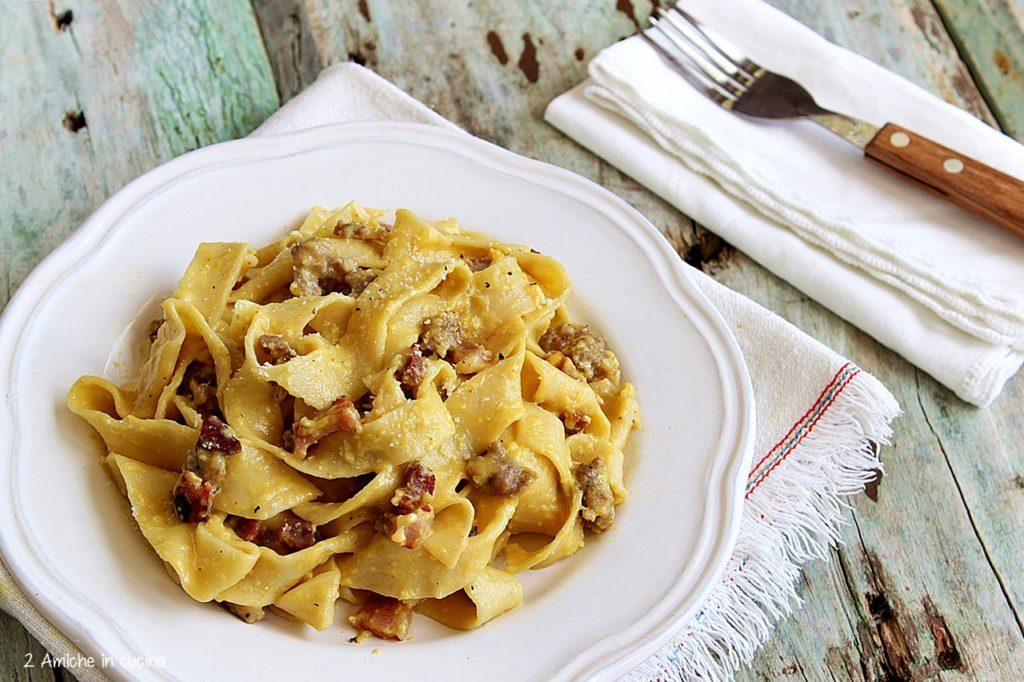 Gli strascinati di Cascia, primo piatto tipico umbro