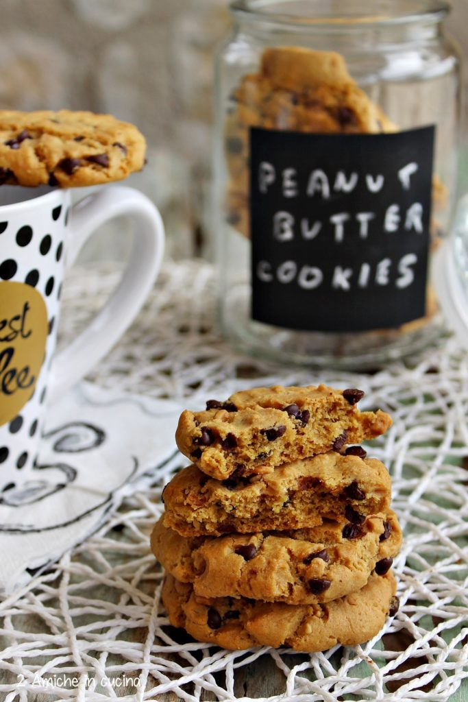 Penut butter cookies
