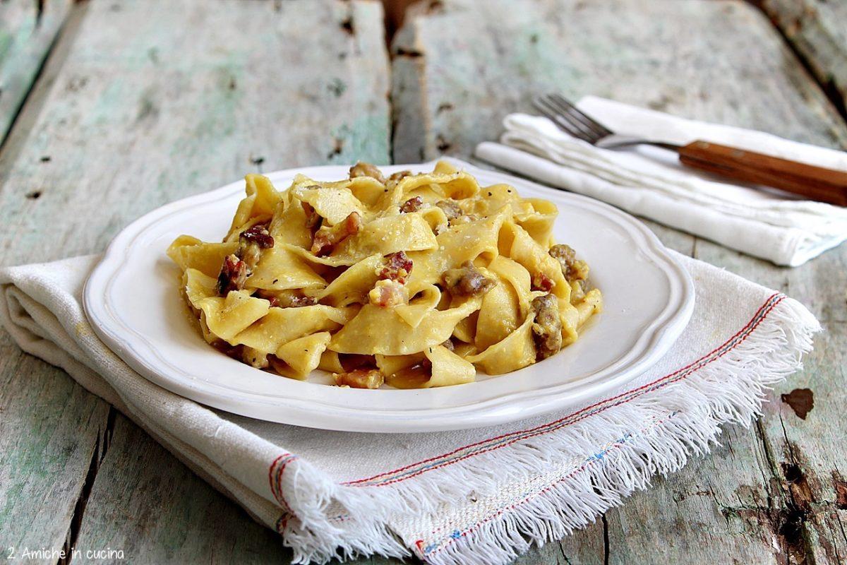 Ricetta degli strascinati di Cascia, ricetta tipica umbra