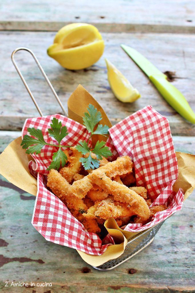 Trippa fritta, finger food goloso