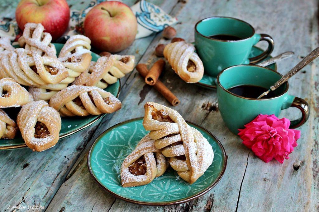 biscotti alle mele, ricetta tipica turca