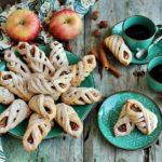 biscotti alle mele, ricetta turca
