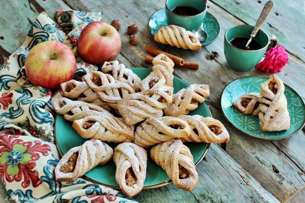 Dolci alle mele ricetta turca