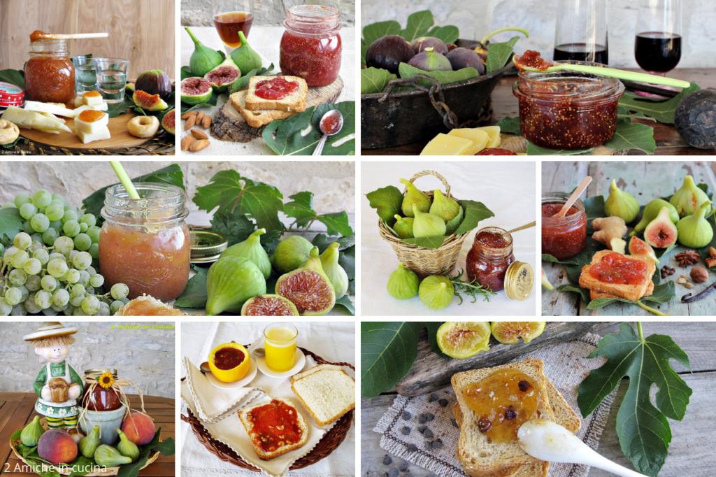 Confettura di fichi – 9 ricette per prepararla in casa