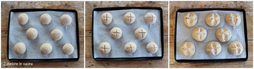 preparazione del pane di segale