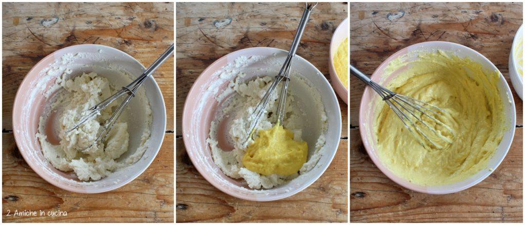 Come preparare la crema alla ricotta e zafferano