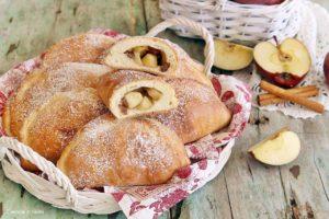 Fagottini alle mele - Gosette aux pommes