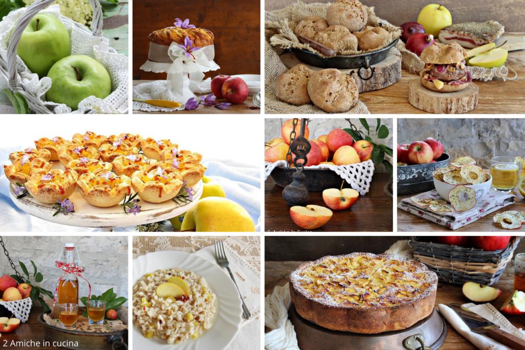 Ricette con le mele – 15 idee dall'antipasto al dolce