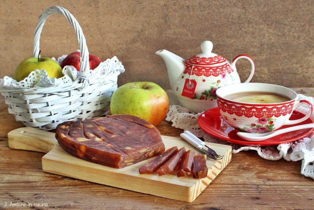 Conserva di mele lituana per Natale