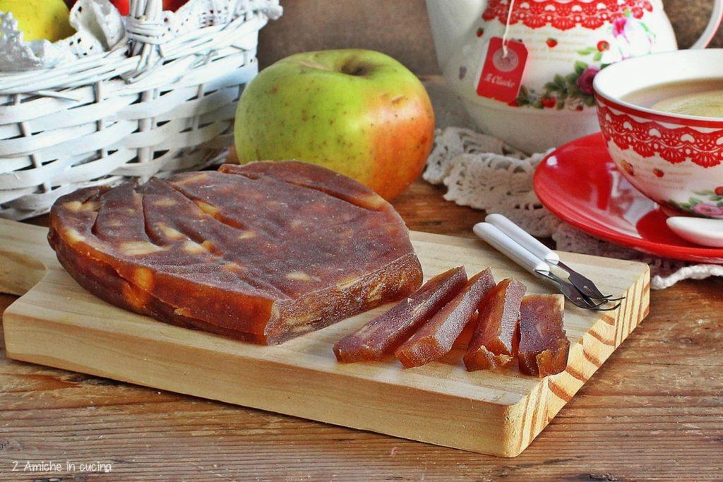 Formaggio di mele lituano