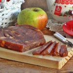 Preparazione a base di mele tipica della Lituania