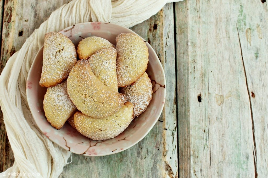 Tortelli dolci di Sant'Agnese di Felegara