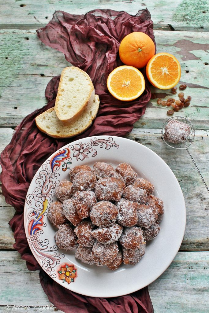 Frittelle di pancotto, ricetta tipica umbra