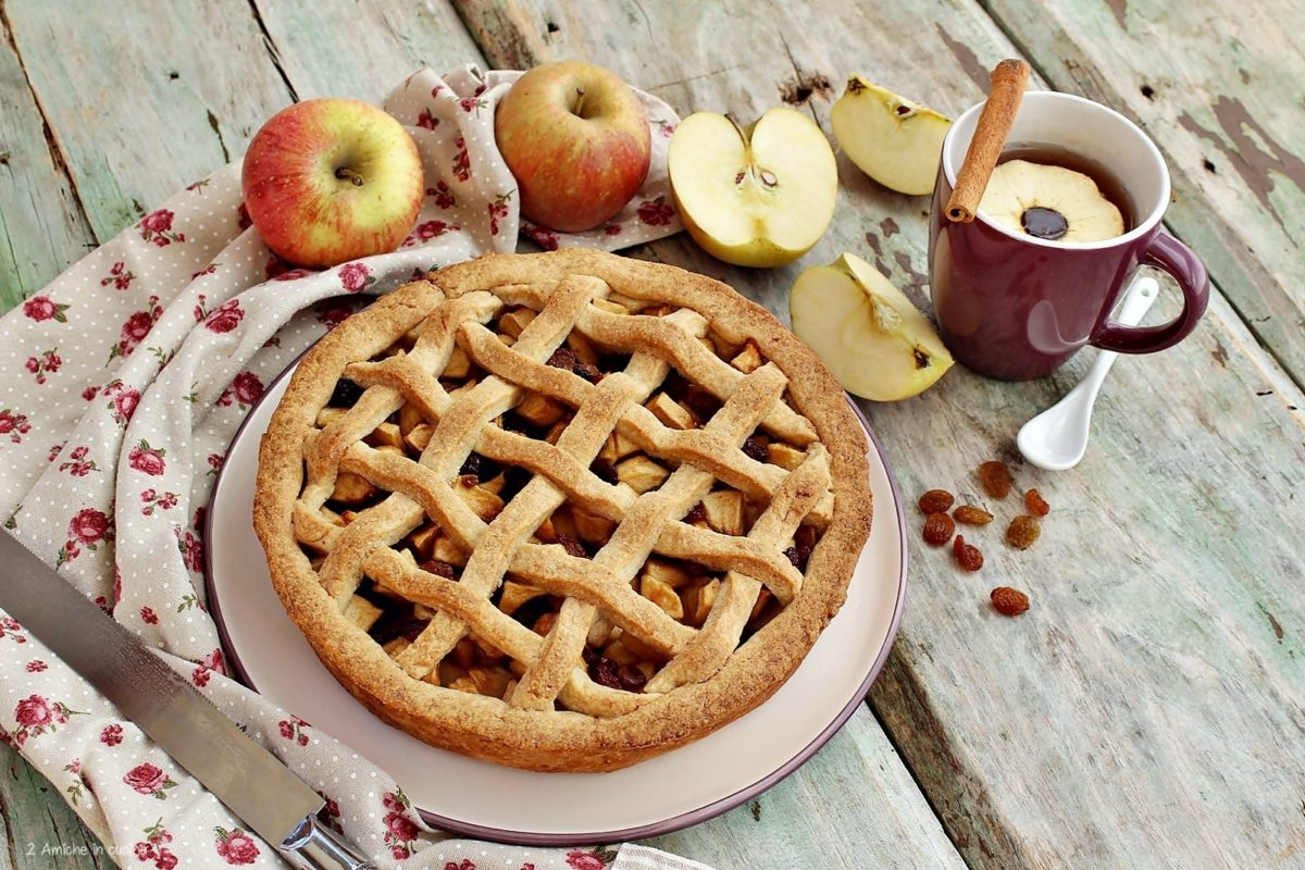 dolce alle mele olandese
