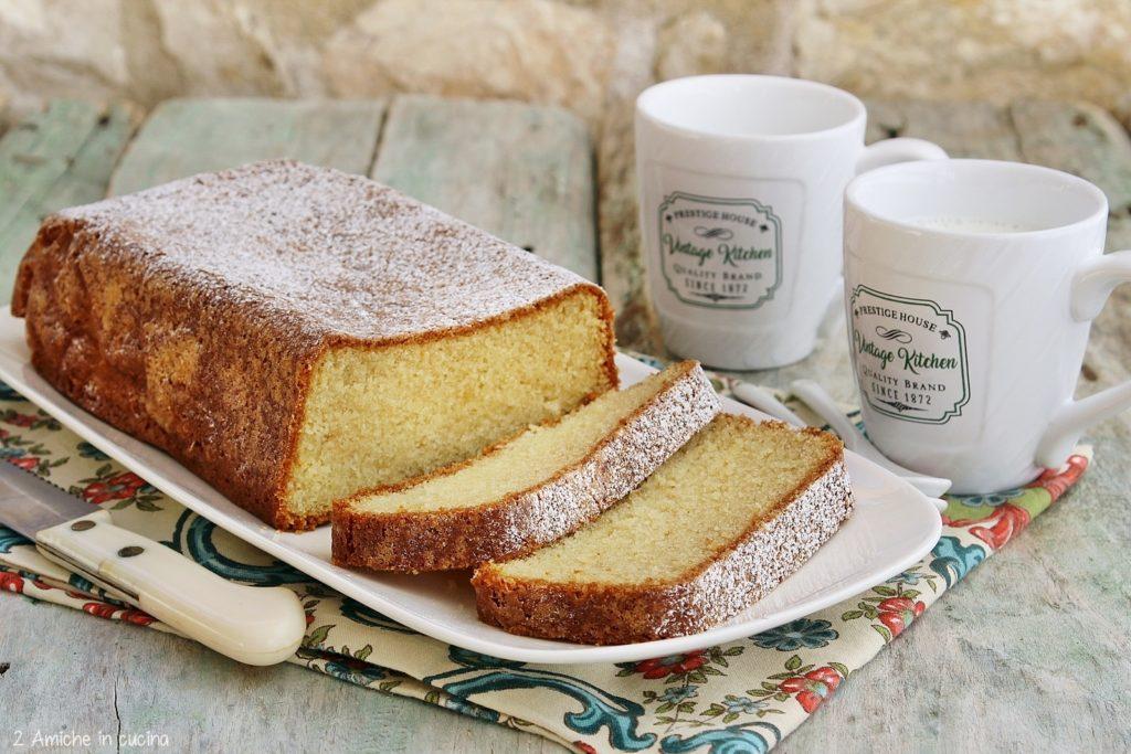 Torta pound cake colombiana, ponquè