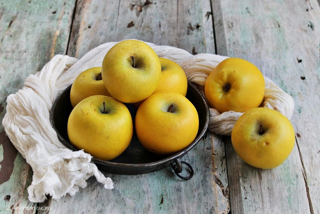 Mela Yello, ricette e consigli con le mele
