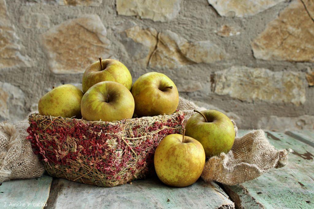 Mela Rugiada, mela umbra rustica e succosa