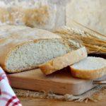 pane umbro senza sale, il pane sciapo fatto in casa con lievito di birra