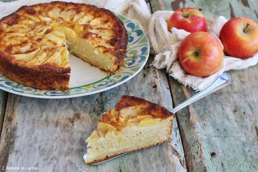 Torta di mele facile e veloce tipica del Lussemburgo