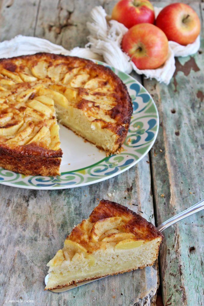 Torta di mele tipica del Lussemburgo, ricetta facile