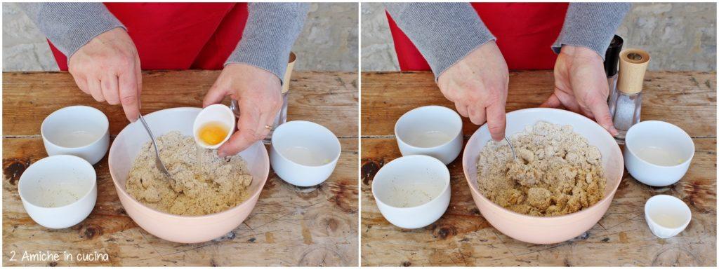 Preparare in casa un finger food con formaggio cremoso e salame