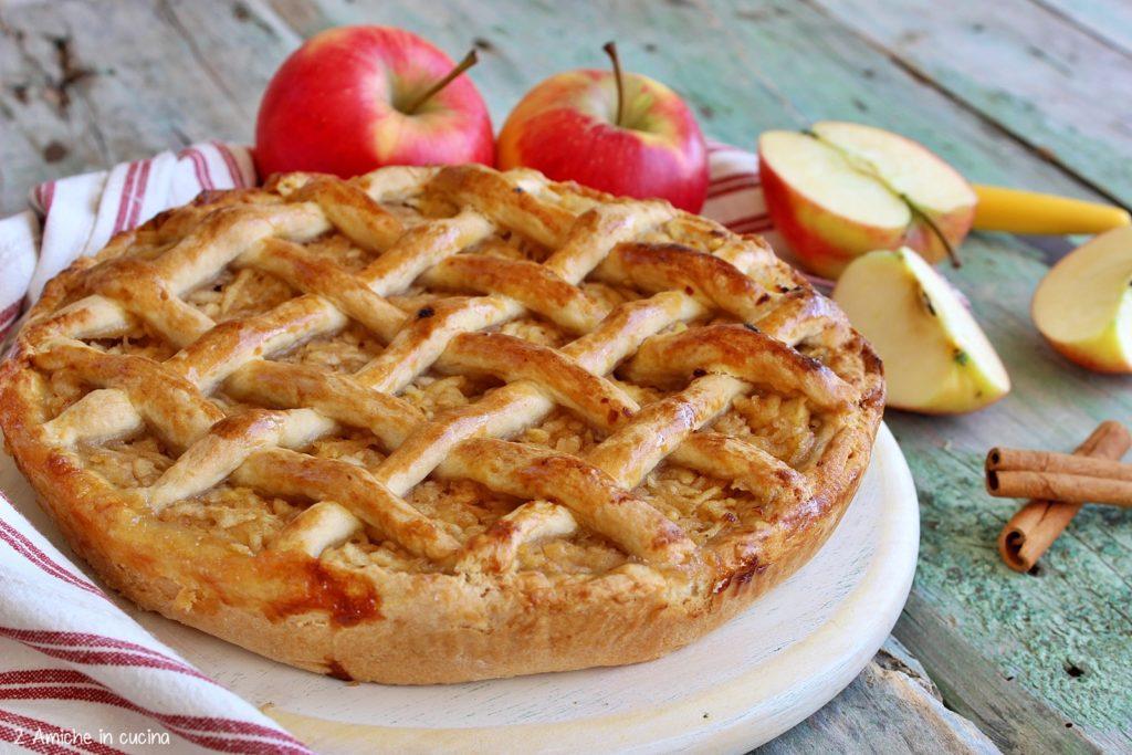 Torta di mele peruviana