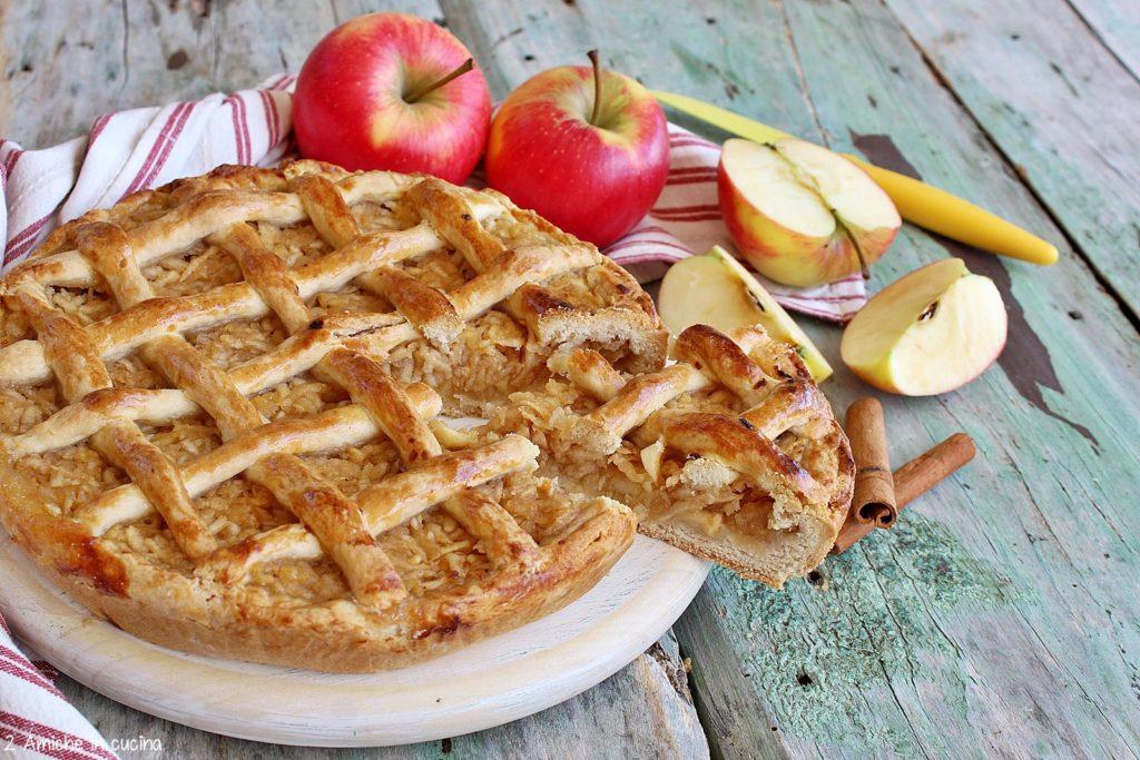 Torta di mele del Perù