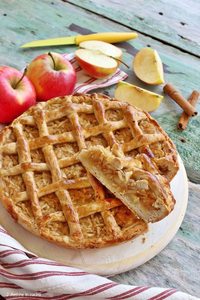 Pie de manzana, la torta di mele del Perù