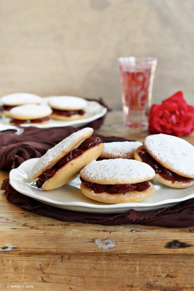 Biscotti di San Gennaro, dolce tipico di Napoli
