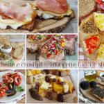 raccolta di ricette per bruschette e crostini