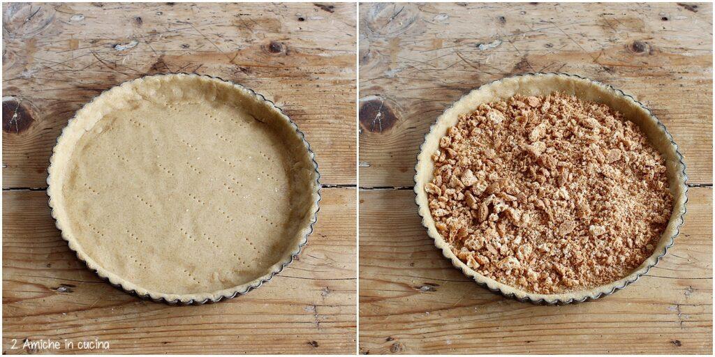 Come preparare la base per la crostata con farina di farro