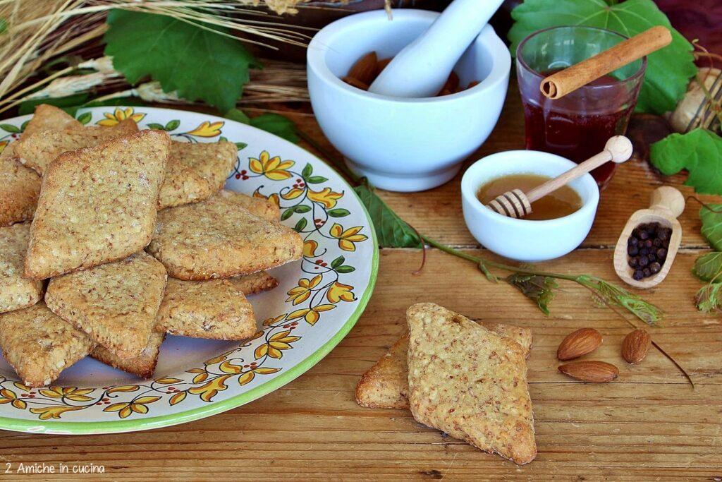 I biscotti che tanto amava San Francesco