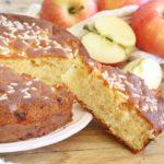 La torta di mele francese soffice e profumata