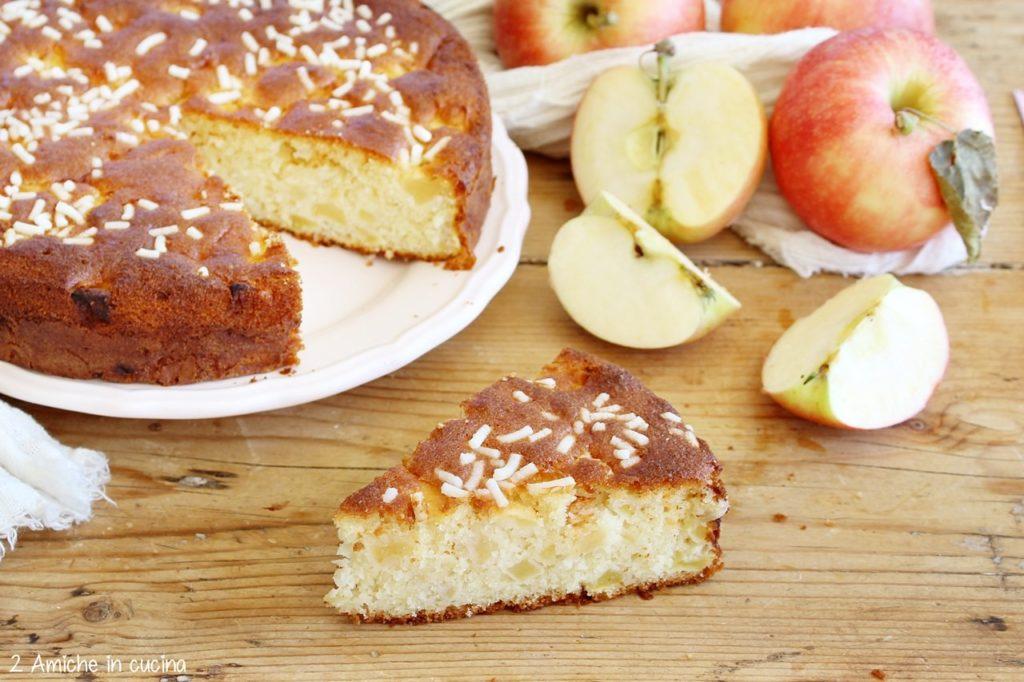 Torta francese alle mele