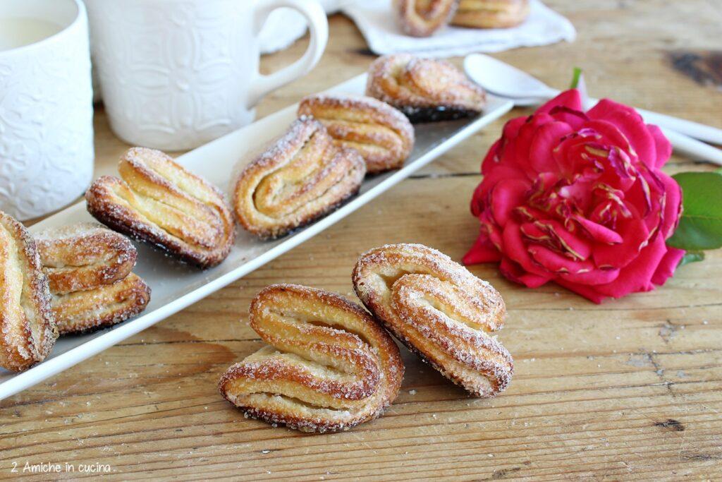 Biscotti morbidi con ricotta e zucchero semolato