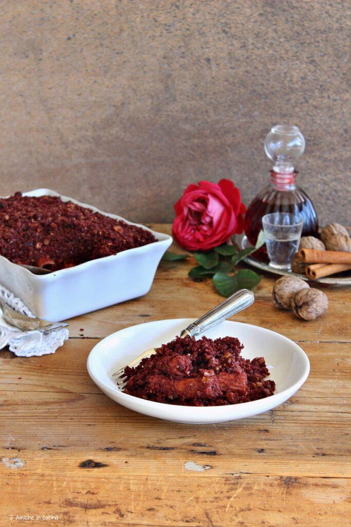 Pasta dolce, la ricetta tipica umbra della viglia di Ognissanti
