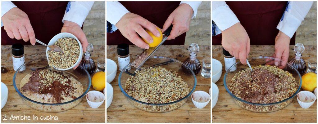 Come si prepara il condimento per la pasta dolce tipica umbra